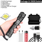 Powerful 5 Modes Flashlight