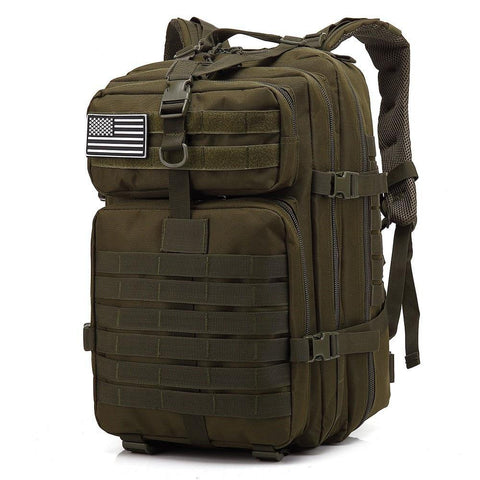 50L Large Capacity Professional Tactical Backpack