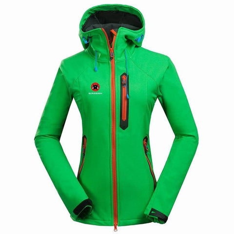 Soft Shell Outdoor Jacket