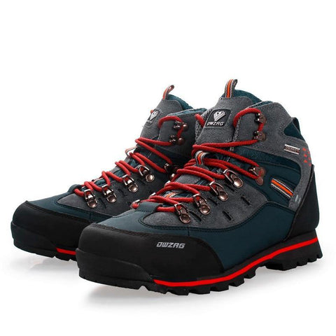 Hiking Waterproof Leather Shoes