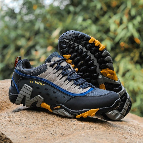 Fashion Men's Anti-Skid Breathable Hiking Shoes