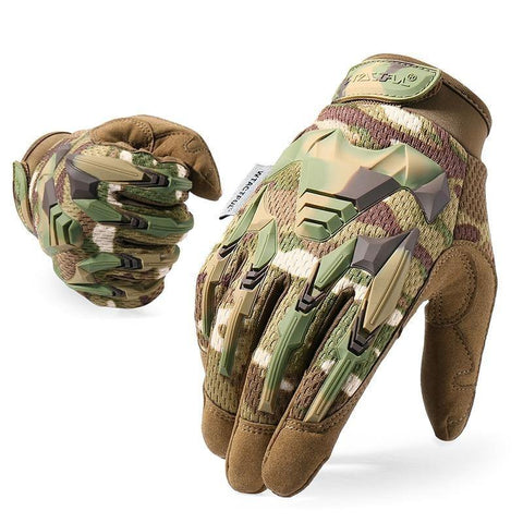 Airsoft Full Finger Gloves