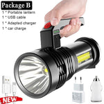 USB Rechargeable Super Bright Portable Lamp