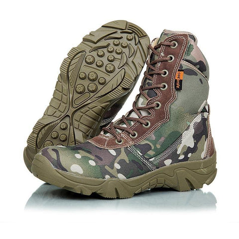 Outdoor Waterproof Boots