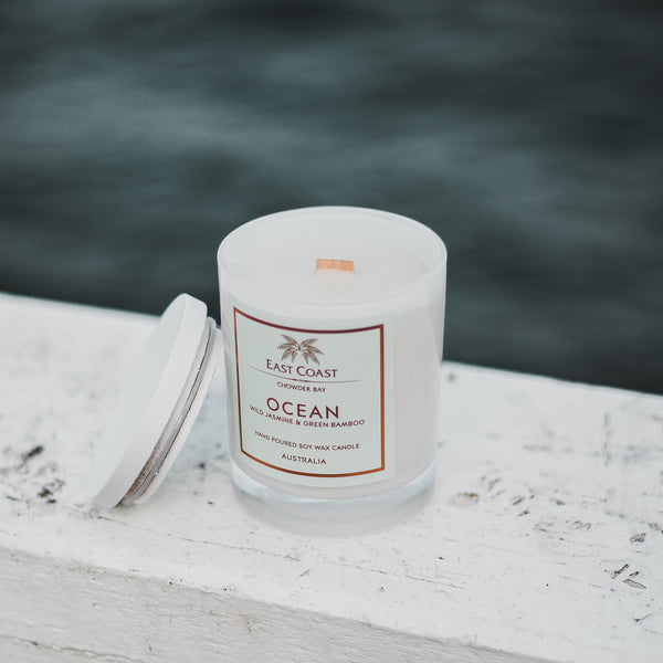 East Coast Ocean Candle