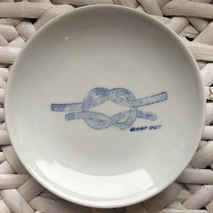 Chin Chin Trader 'Knot' Side Plate