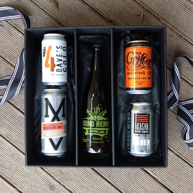 Wateryard Sydney Beer Hamper