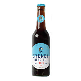 The Sydney Beer Co. Lager - Pyrmont, NSW