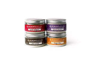 Argrow's Moisturizing Body Butter Sets