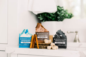 Argrow's Natural Soap Sets