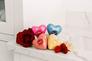 """The Love Collection"" Bath Balm Set"
