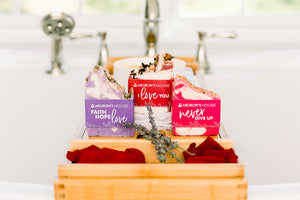 Argrow's Inspirational Soap Label Gift Sets