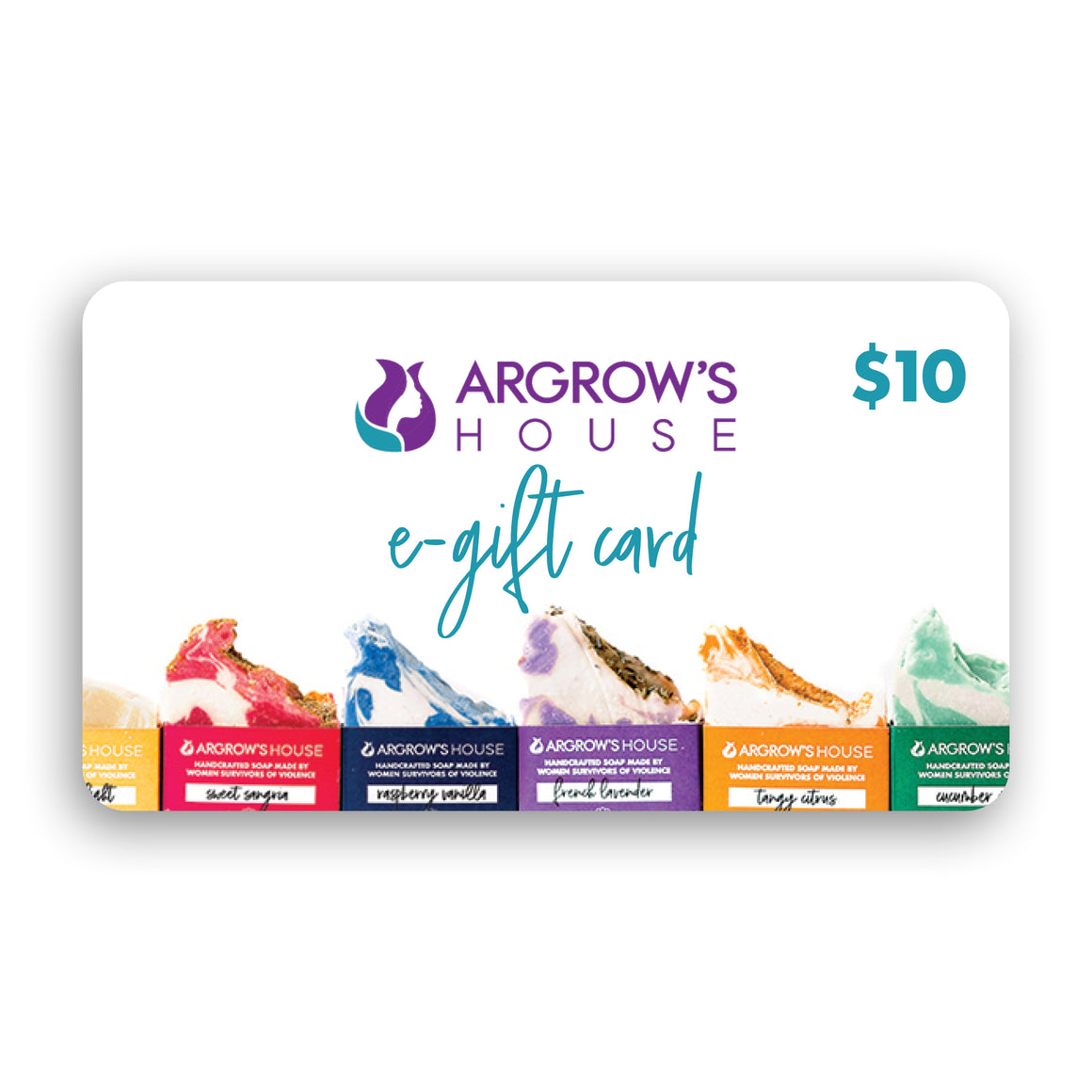 Argrow's House E-Gift Cards