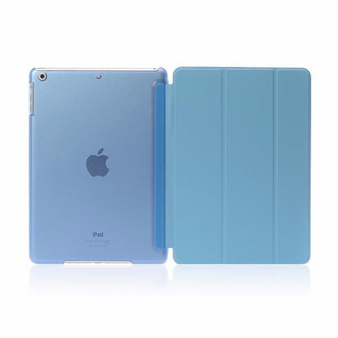 Blue Smart Cover for iPad mini 4 - Zoodle