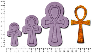 EGYPTIAN ANKH Multi Size and Multi Pack