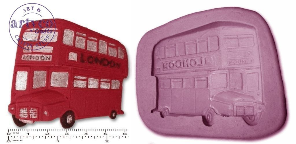 Bus Silicone Mold