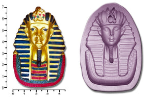 EGYPTIAN TUTANKHAMUN BUST #1 Multi Size and Multi Pack