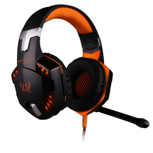Pro Gaming Headset 3.5mm LED Stereo PC Headphone