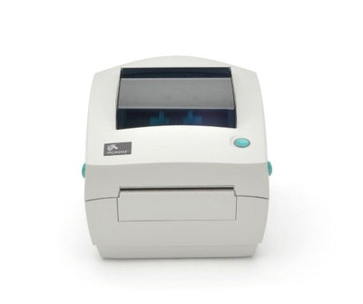 "discountlabels,ZEBRA GC420t - THERMAL TRANSFER PRINTER - GC420-100510-000 - 4"" - 203 DPI - USB, SERIAL, PARALLEL"