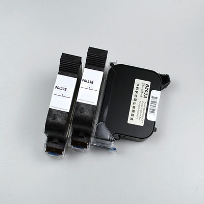 discountlabels,black blue green red white yellow Invisible ink cartridges for inkjet printers