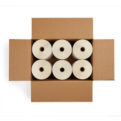 "discountlabels,ZEBRA 4"" X 4"" Z-PERFORM 2000D - 10010033C - CASE OF 6 - 640 LABELS/ROLL"