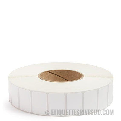 discountlabels,Étiquettes 1 1/2 x 1 Removable Adhesive Thermal Transfer Labels Core 3''