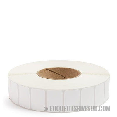 "discountlabels,ZEBRA 1.50"" X 1"" Z-SELECT 4000T LABEL - 72280 - Case Of 14 - 5,180 Labels/Roll"