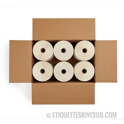 "discountlabels,ZEBRA 3.5"" X 2"" Z-PERFORM 2000D - 1001350200 - CASE OF 6 - 900 LABELS/ROLL"