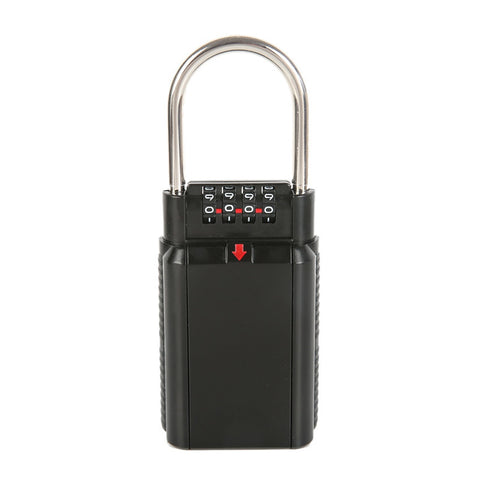 Security Secret Key Lock Zinc