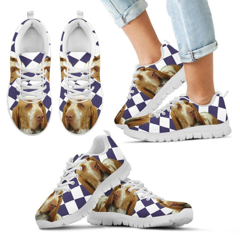 Bracco Italiano Dog Running Shoes For Kids-Free Shipping-Paww-Printz-Merchandise