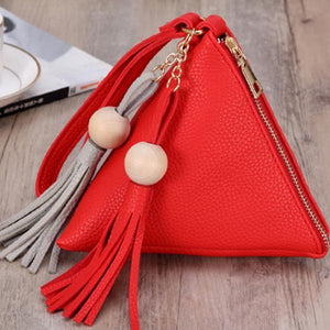 Dumplings Mini Tassels Accessories Small Bags