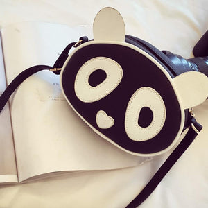 Cartoon Panda Crossbody Bag