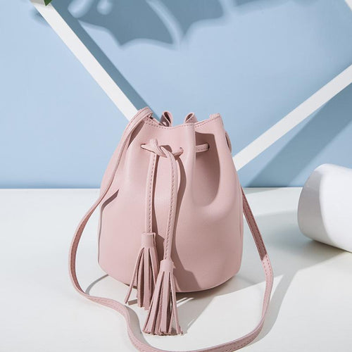 Small Crossbody Bags For Women  Pink Mini Messenger Bag