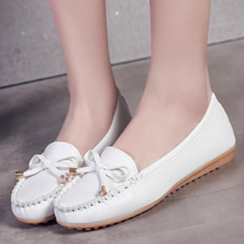 Flat  Round Toe  Basic Casual Flat & Loafers