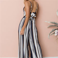 Fashion Digital Printing Sling Jumpsuits