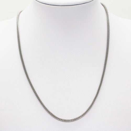 Stainless Steel 22' 3mm Snake chain