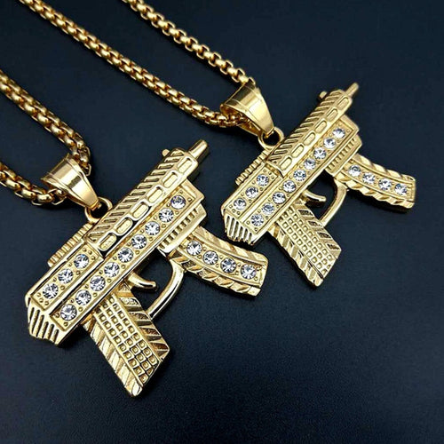 Iced out SMG chain