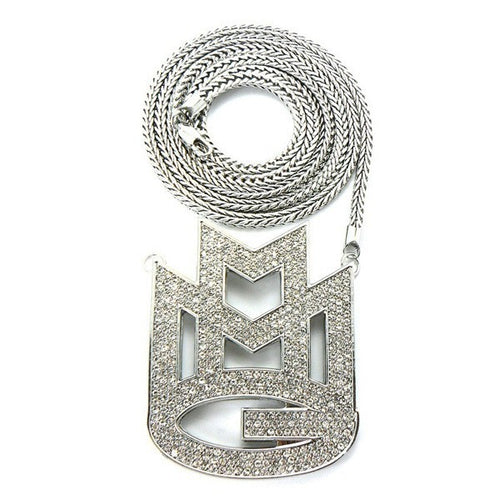 Iced out MMG chain