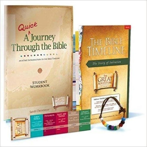 Genesis to Jesus: Journey Through Scripture