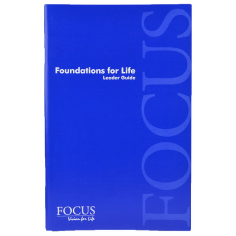 White Folder with FOCUS logo