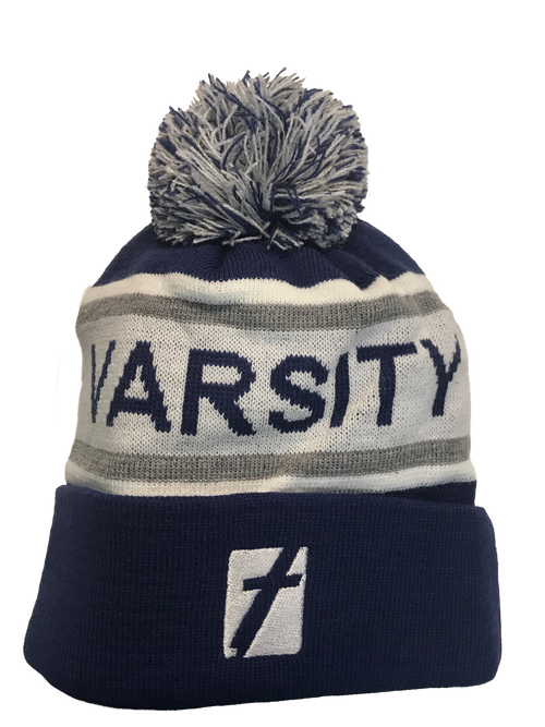 Varsity Catholic Winter Beanie