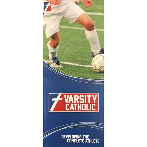 Varsity Catholic Brochure - 50 Pack