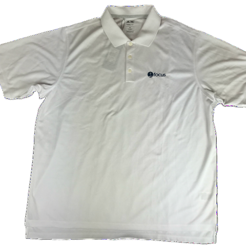 Men's Ultra Club Polo, White