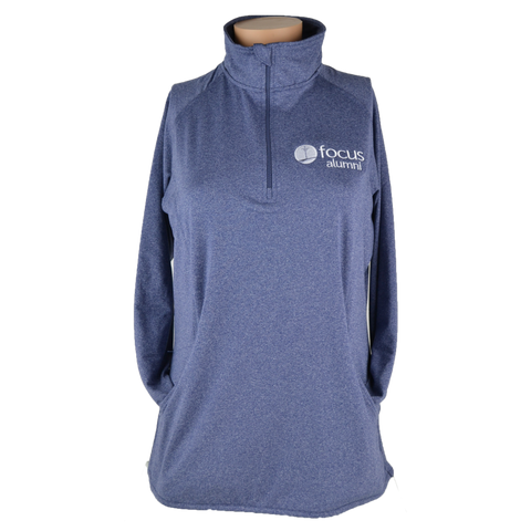 Women's Varsity Catholic Pullover - Charcoal