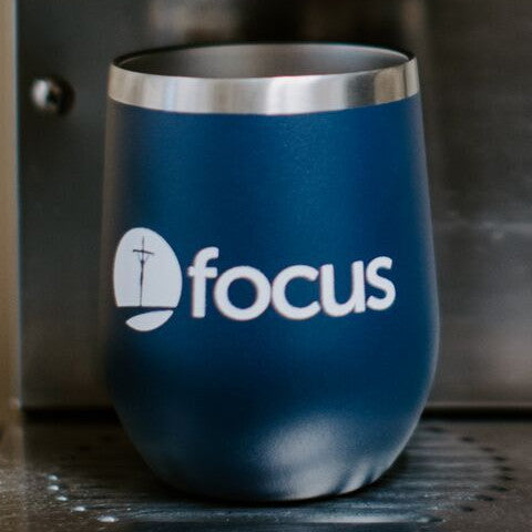 FOCUS Stainless Steel Tumbler