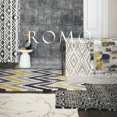 Introducing Romo Rugs