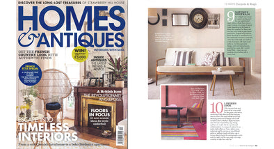 Homes & Antiques - October 2018