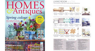 Homes & Antiques - April 2018