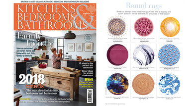 Kitchens, Bedrooms & Bathrooms - Feb 2018