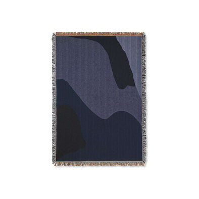 Vista Blanket Dark Blue